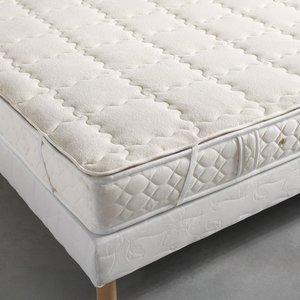 surmatelas pure laine vierge woolmark acheter ce produit. Black Bedroom Furniture Sets. Home Design Ideas