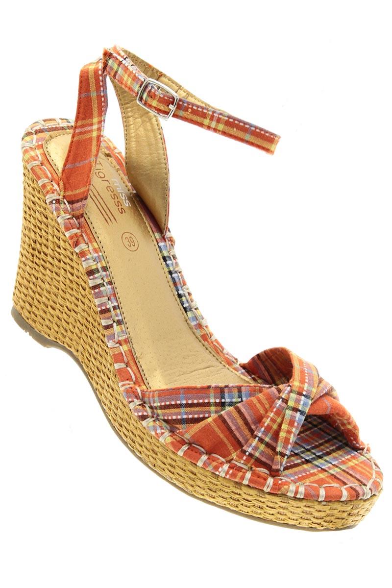 Sandales Compensées Femme Du 36 au 41