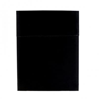 Housse de couette satin teo noir nouveau coloris for Housse de couette satin noir