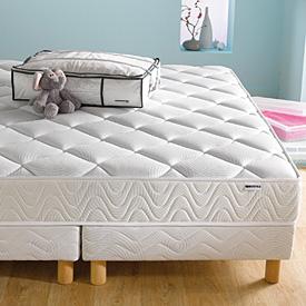 matelas lagon 160x200 bultex acheter ce produit au meilleur prix. Black Bedroom Furniture Sets. Home Design Ideas
