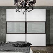 armoire 2 portes coulissantes trimo longueur 250 x hauteur. Black Bedroom Furniture Sets. Home Design Ideas