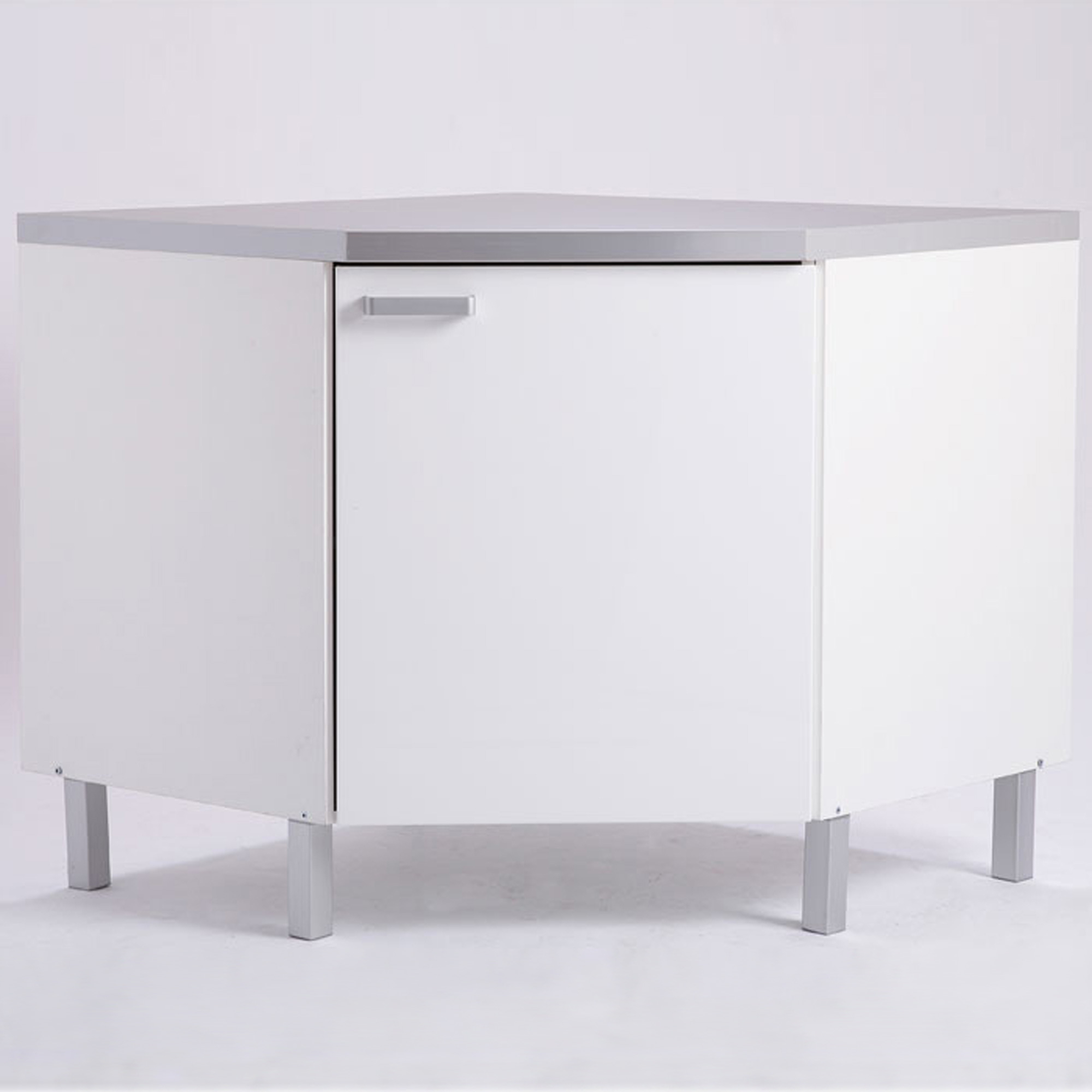 petit meuble tv alinea meuble d angle blanc. Black Bedroom Furniture Sets. Home Design Ideas