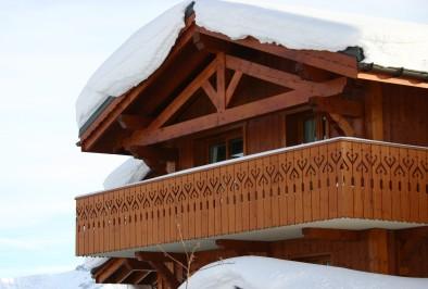 La chasse au ski !
