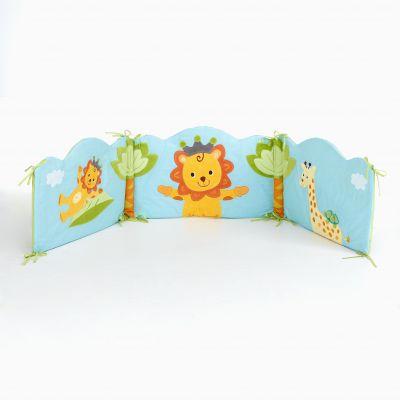 tour de lit bébé lion Tour de lit loulou le lion de katherine roumanoff   Acheter ce  tour de lit bébé lion