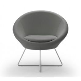 fauteuil happy gris anthracite acheter ce produit au meilleur prix. Black Bedroom Furniture Sets. Home Design Ideas