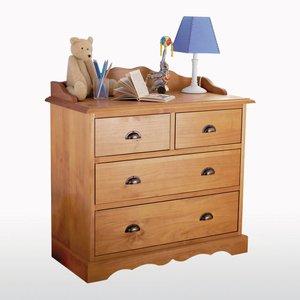 commode pin massif acheter ce produit au meilleur prix. Black Bedroom Furniture Sets. Home Design Ideas