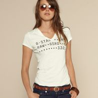 tee shirt femme g star