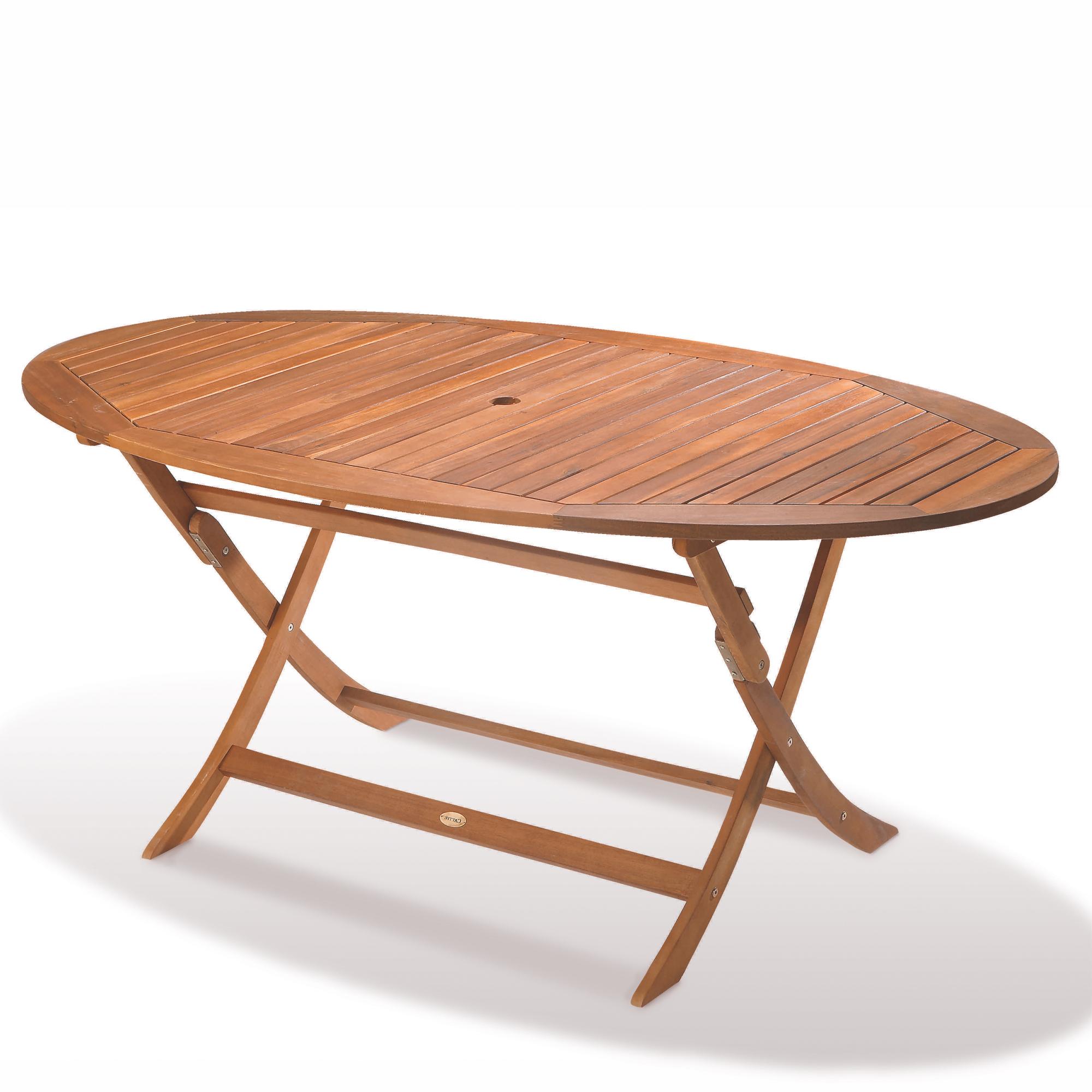 table ovale eucalyptus sydney anniversaire 40 ans acheter ce produit au meilleur prix. Black Bedroom Furniture Sets. Home Design Ideas