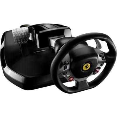 volant xbox 360 thrustmaster ferrari vibration gt cockpit 458 acheter ce produit au meilleur. Black Bedroom Furniture Sets. Home Design Ideas
