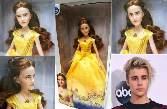 article barbie emma watson ressemble etrangement justin bieber foirageintergalactique
