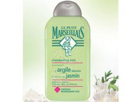 Shampooing à l'argile blanche et fleur de jasmin