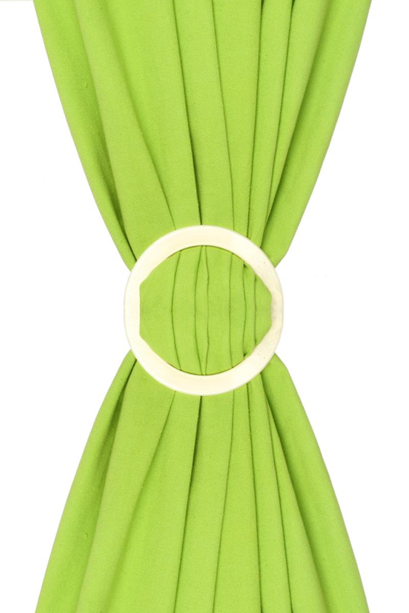embrasse broche rideaux ecru diam tre 13 cm acheter ce produit au meilleur prix. Black Bedroom Furniture Sets. Home Design Ideas