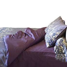 housse couette 220x240 obsession minuit descamps acheter ce produit au meilleur prix. Black Bedroom Furniture Sets. Home Design Ideas