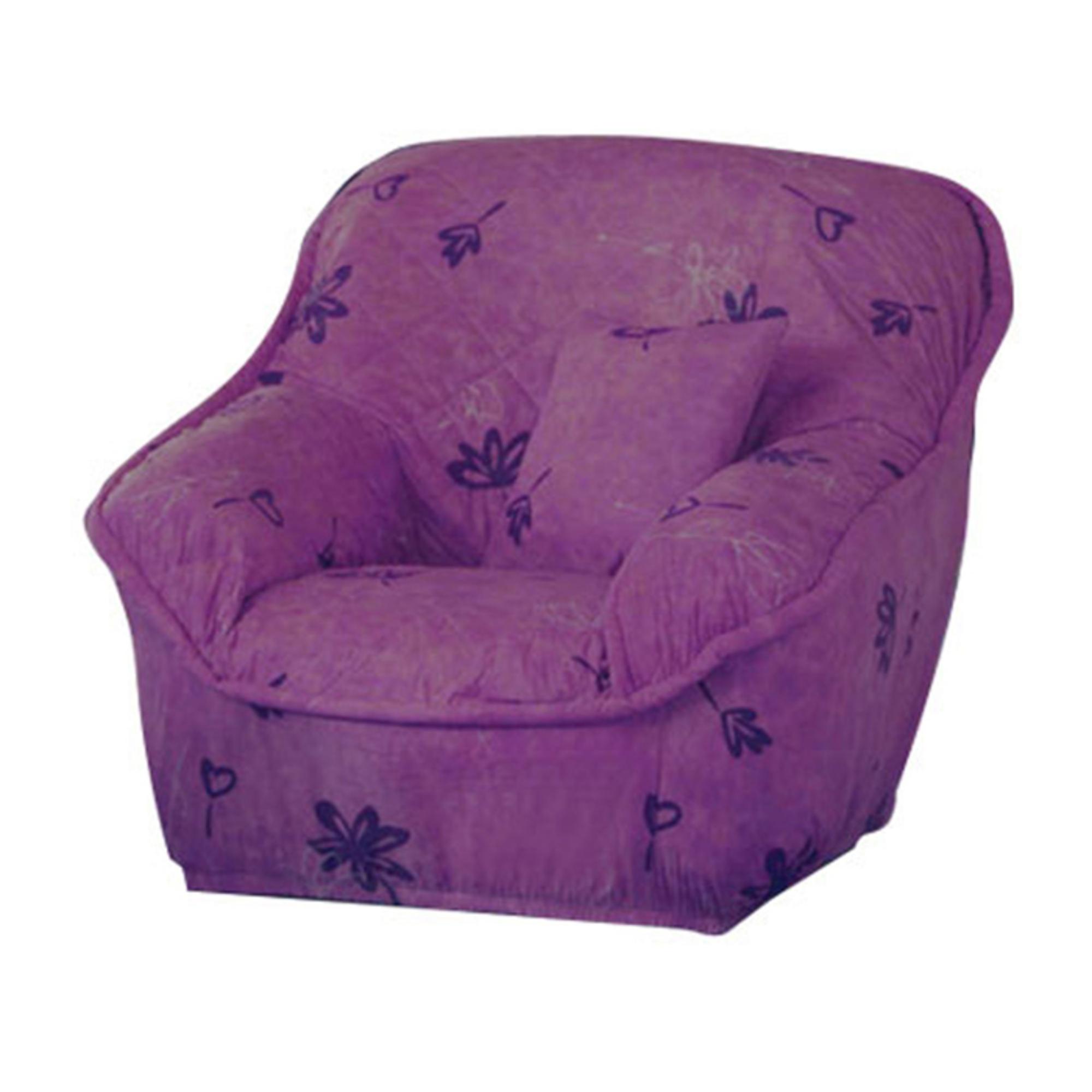 housse de fauteuil prune aline frais de traitement de commande offerts acheter ce produit au. Black Bedroom Furniture Sets. Home Design Ideas