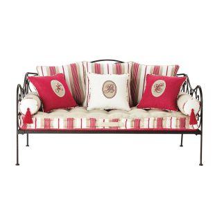 banquette 2 places ninon acheter ce produit au meilleur prix. Black Bedroom Furniture Sets. Home Design Ideas