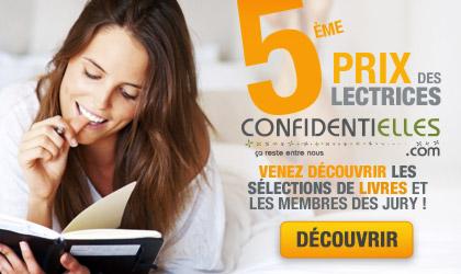 Le 5è Prix des lectrices Confidentielles !