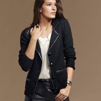 veste blazer femme premium du 36 au 52 acheter ce produit au meilleur prix. Black Bedroom Furniture Sets. Home Design Ideas