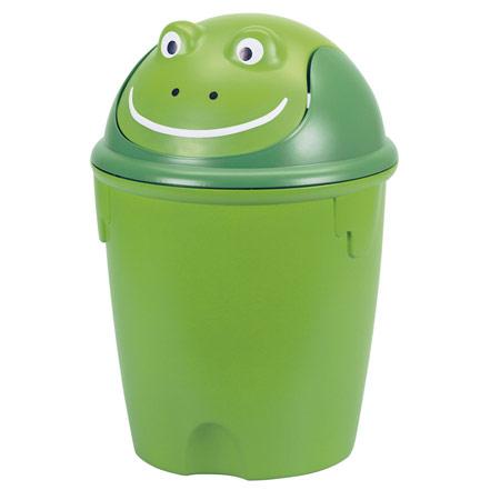poubelle animal grenouille acheter ce produit au meilleur prix. Black Bedroom Furniture Sets. Home Design Ideas