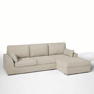 canap d 39 angle coton lin madison acheter ce produit au meilleur prix. Black Bedroom Furniture Sets. Home Design Ideas