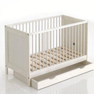 lit b b avec tiroir sommier modulable 3 hauteurs acheter ce produit au meilleur prix. Black Bedroom Furniture Sets. Home Design Ideas