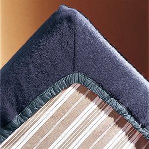 Couverture unie mi housse pure laine vierge woolmark 350 g for Housse couverture