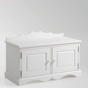 banc coffre pin massif acheter ce produit au meilleur prix. Black Bedroom Furniture Sets. Home Design Ideas