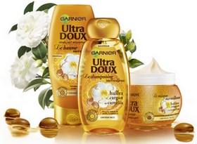 Shampooing, baume et masque Merveilleux Ultra Doux