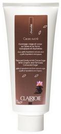 Gommage visage et corps cacao sucré