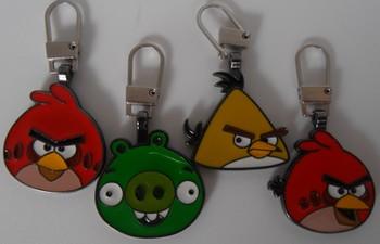 Tirettes de fermetures Angry Birds