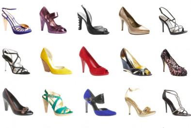 Les chaussures tendance pour le Printemps-Eté - Confidentielles 44e53eb35b50