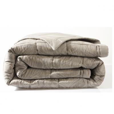 couvre lit namaste vison 240x260 acheter ce produit au meilleur prix. Black Bedroom Furniture Sets. Home Design Ideas