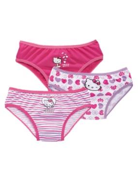 Lot de 3 culottes hello kitty vertbaudet - Acheter ce produit au ... c10fad84482