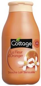 Douche Lait Sensuelle La Fleur d'Oranger