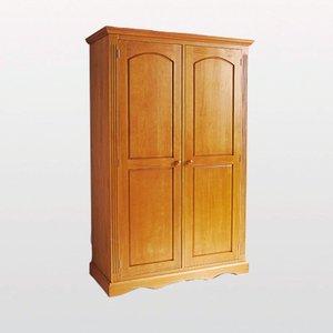armoire pin massif acheter ce produit au meilleur prix. Black Bedroom Furniture Sets. Home Design Ideas