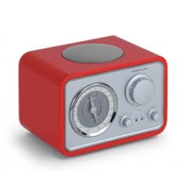 radio vintage tangent uno rouge acheter ce produit au meilleur prix. Black Bedroom Furniture Sets. Home Design Ideas