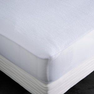 prot ge matelas housse molleton enduit polyur thane acheter ce produit au meilleur prix. Black Bedroom Furniture Sets. Home Design Ideas