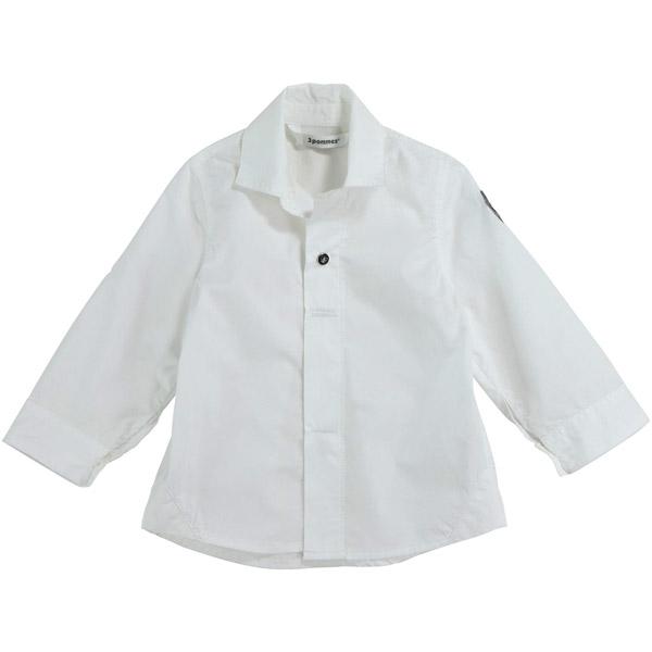 chemise blanche gar on haut comme 3 pommes 1 an acheter ce produit au meilleur prix. Black Bedroom Furniture Sets. Home Design Ideas