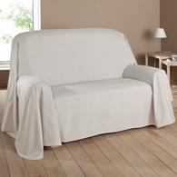 jet de canap en bachette polycoton existe en 7 coloris acheter ce produit au meilleur prix. Black Bedroom Furniture Sets. Home Design Ideas