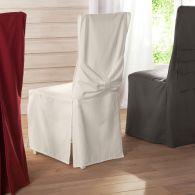 housse de chaise avec noeud au dos acheter ce produit au meilleur prix. Black Bedroom Furniture Sets. Home Design Ideas