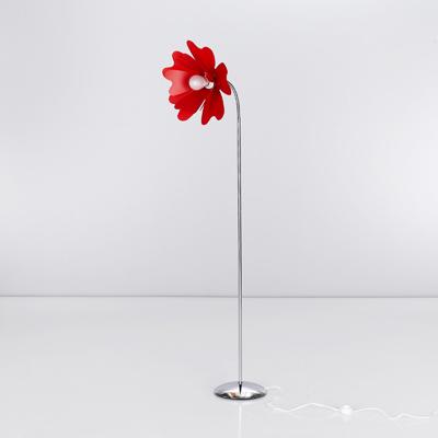 Attrayant Lampadaire Fleur 3 Coloris Au Choix