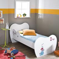 petit lit zoonimaux avec barri re de s curit d s 2 ans acheter ce produit au meilleur prix. Black Bedroom Furniture Sets. Home Design Ideas