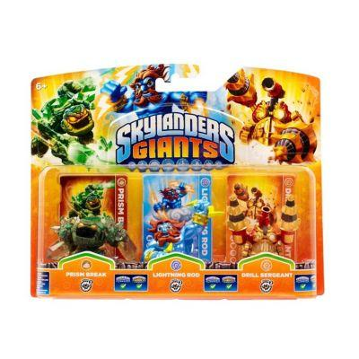 Figurines Skylanders Triple Pack E
