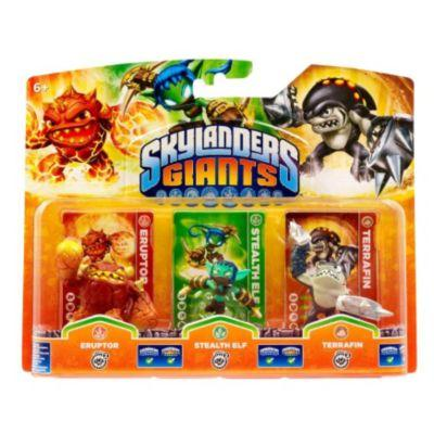 Figurine Skylanders Triple Pack F