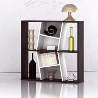 biblioth que asym trique acheter ce produit au meilleur. Black Bedroom Furniture Sets. Home Design Ideas