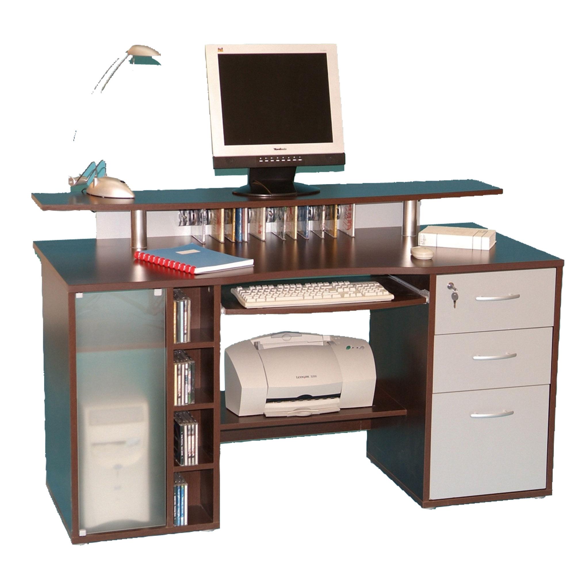bureau multim dia seatle weng anniversaire 40 ans acheter ce produit au meilleur prix. Black Bedroom Furniture Sets. Home Design Ideas