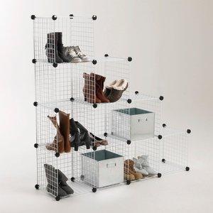cubes rangement modulables lot de 6 ou 10 acheter ce produit au meilleur prix. Black Bedroom Furniture Sets. Home Design Ideas