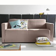 Housse extensible pour fauteuil et canap 3 places 100 - Housse canape 3 places extensible ...