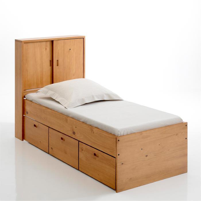 Lit enfant 90 x 190 cm tiroir t te de lit blog brut anniversaire 40 ans - Lit enfant tiroir lit ...