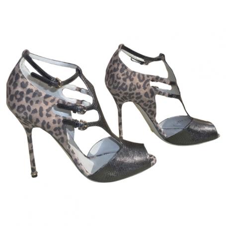 chaussures leopard escarpin 37 5 luxe acheter ce produit au meilleur prix. Black Bedroom Furniture Sets. Home Design Ideas