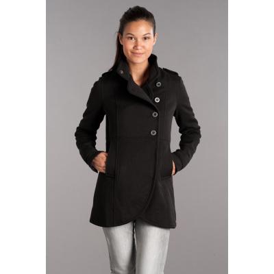manteau femme style caban bonobo du 2 s au 5 xl. Black Bedroom Furniture Sets. Home Design Ideas